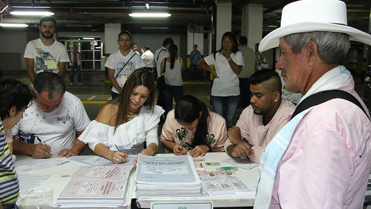 Este domingo se habilitarán 1.243 mesas de votación en el Quindío