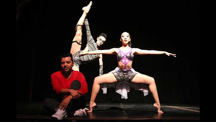 Bailarines quindianos ganaron en el All Dance Colombia
