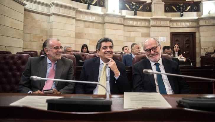 Senado aprobó por unanimidad constituir la RAP del Eje