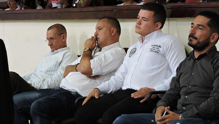 Concejales de Quimbaya denuncian amenazas