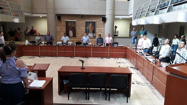 """Alcalde de Armenia pediría una licencia no remunerada al gobernador"": alcaldesa (e)"