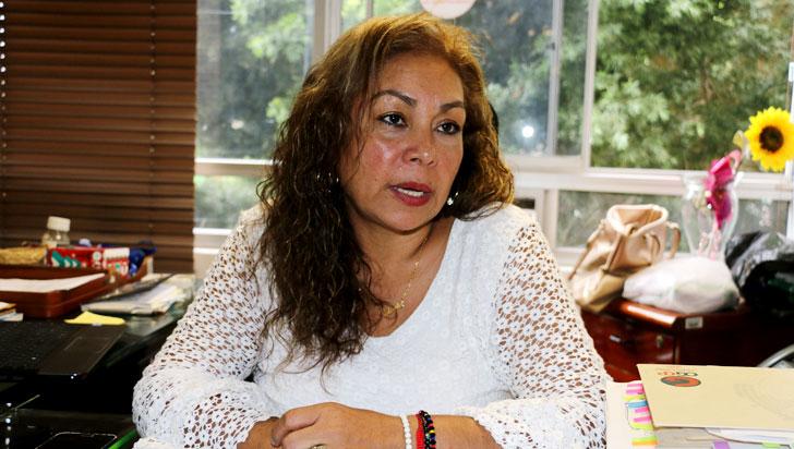 """""""Mi reto es cumplir con el plan de  desarrollo"""", Gloria García, alcaldesa (e)"""