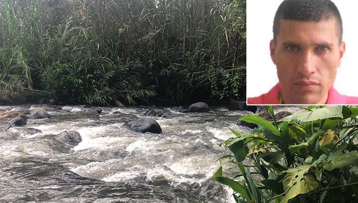 Autoridades avanzan en la investigación por muerte de hombre en el río Quindío