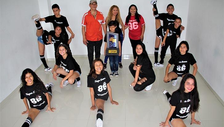 Fun Actívate, ganador de tres premios en el All Dance International