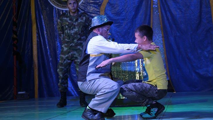 Circo Colombia se despide este domingo del Quindío