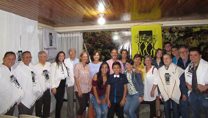 La fundación Pregoneros celebra 20 años de música
