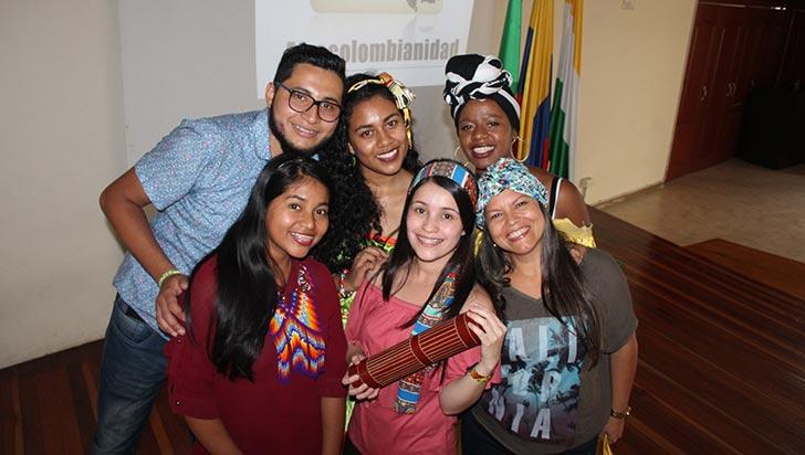 Reconocer las raíces étnicas, entre los objetivos del grupo Kelé