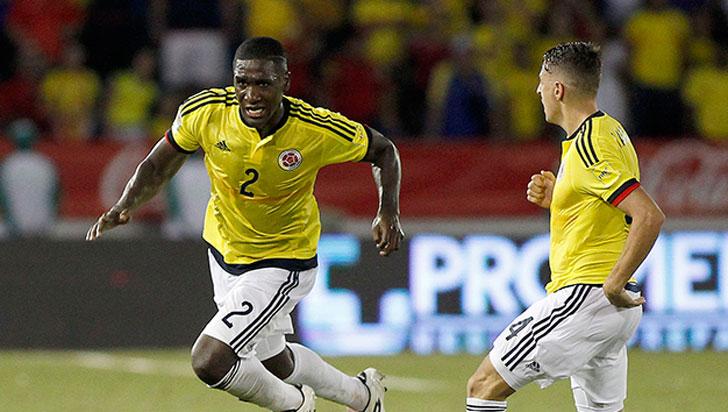 Cristian Zapata dice que no es imposible que Colombia gane el Mundial