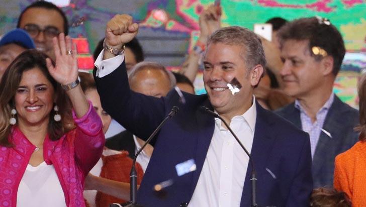"""""""Entregaré todas mis energías para unir a nuestro país"""": Iván Duque, presidente electo"""