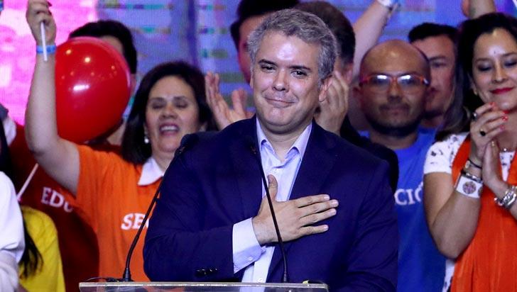 En el Quindío Iván Duque ganó con 156.973 votos, el 62,76% del total