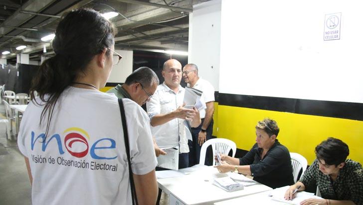 No hay denuncias electorales en Quindío