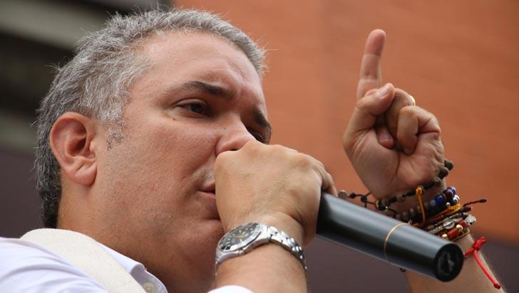Duque no enviará embajador a Venezuela por considerar ilegítimo el gobierno de Maduro