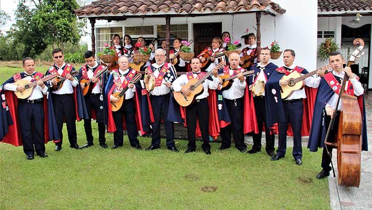 Tuna la Calle, 45 años rescatando la música de la región