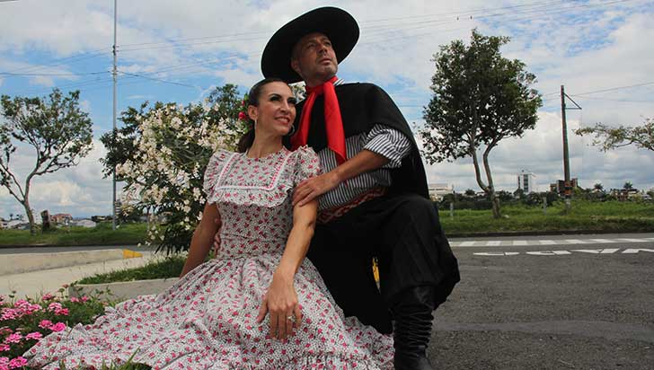 Danza Fest une a seis países alrededor del baile