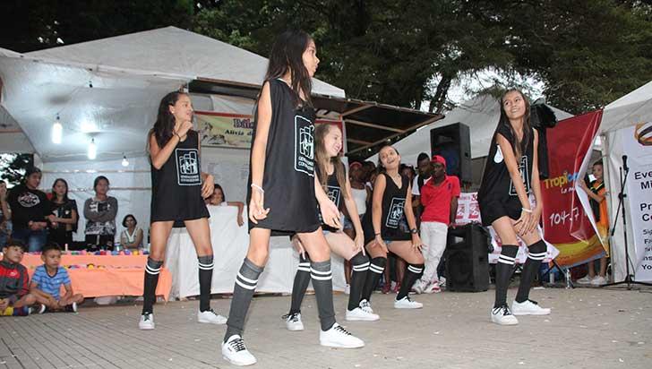 Este domingo cierra Festival de Danza Urbana