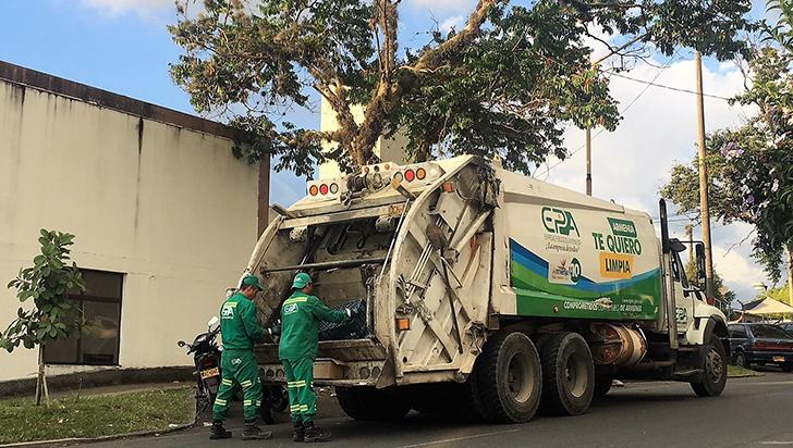 EPA realizará cambios de horarios en la recolección de las basuras