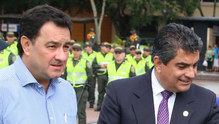 Líderes políticos se refirieron a la aceptación de la renuncia del alcalde