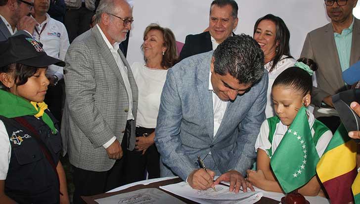 """""""Tenemos grandes atributos turísticos y desde allí aportaremos a la RAP"""": Gobernador del Quindío"""