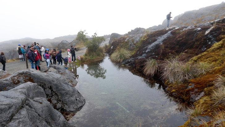 Los Nevados podría ser el primer geoparque de la Unesco en Colombia