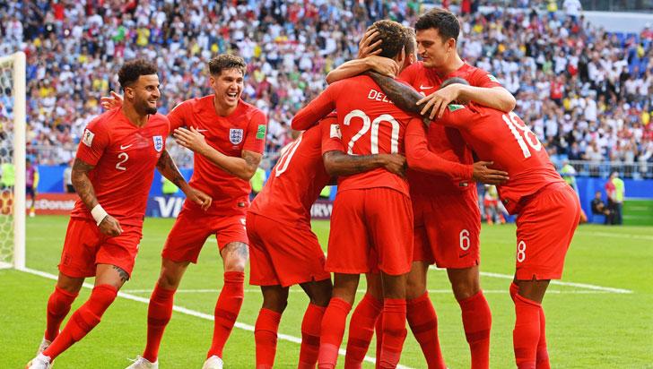 28 años después, Inglaterra jugará una semifinal mundialista