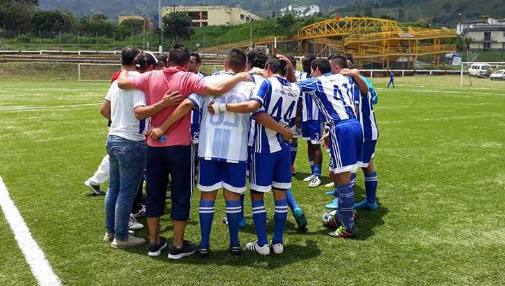 Mundialito Fútbol 8 tiene 24 equipos en competición