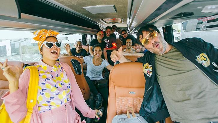 Bomba Estéreo regresa a Chile en su nueva gira por Suramérica