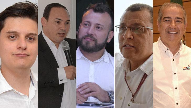 Cinco movimientos en el gabinete de la gobernación