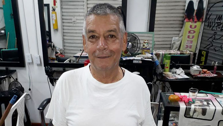 Buscan a la familia de Ovidio Montoya, estilista hallado muerto en Armenia