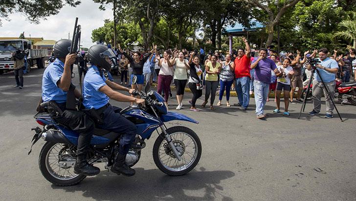 351 personas han muerto en Nicaragua desde inicio de protestas hace tres meses, dice ONG