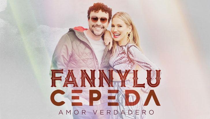 Fanny Lu lanzará video de Amor verdadero con colaboración de Andrés Cepeda