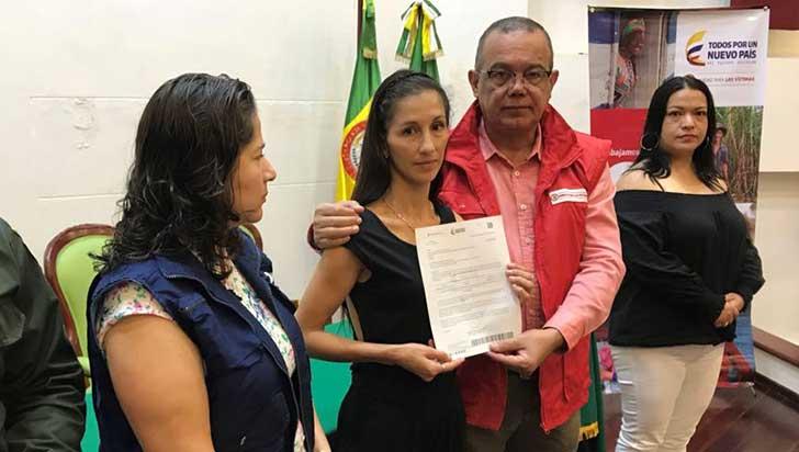 Unidad de Víctimas entregó $550 millones en indemnizaciones