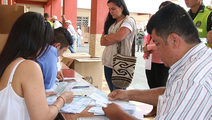 Tras un año de la consulta, en Pijao se ha cumplido la voluntad del pueblo