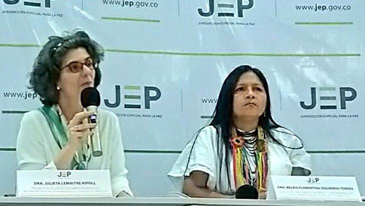 Violencia de Farc y fuerza pública en Nariño, segundo caso que prioriza la JEP