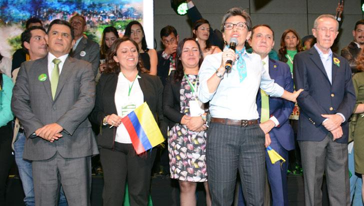 Alianza Verde se declaró oficialmente en oposición al gobierno de Iván Duque