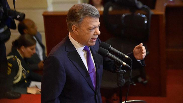Santos suspende licitación para rescate del Galeón San José