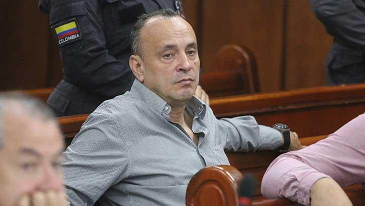 Abogado de Francisco Valencia pidió imposición de pena de 4 años