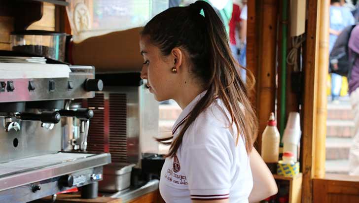 Mujeres resaltaron los sabores del café en Córdoba
