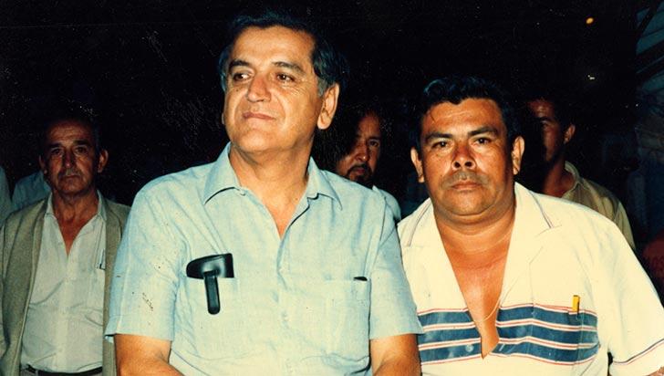 Se cumplen hoy 25 años de la muerte de Silvio Ceballos Restrepo