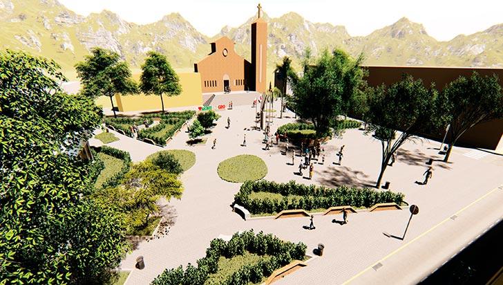 Con una inversión de $206 millones remodelarán plaza de Montenegro