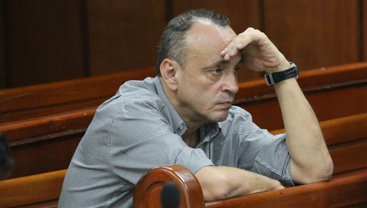 Esposo de Luz Piedad Valencia, condenado en primera instancia a cinco años de prisión