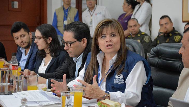 32 líderes sociales amenazados en el Quindío durante 2018