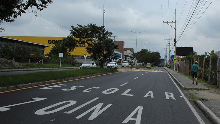 Juzgado negó medida de nulidad a decreto que deroga POZ de la avenida Centenario