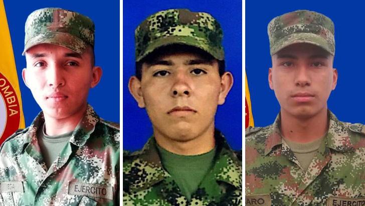Tres soldados fueron secuestrados por el Eln en Arauca