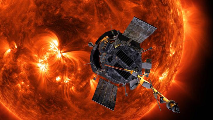 La misión Parker Solar Probe, lista para acercar el Sol a la humanidad