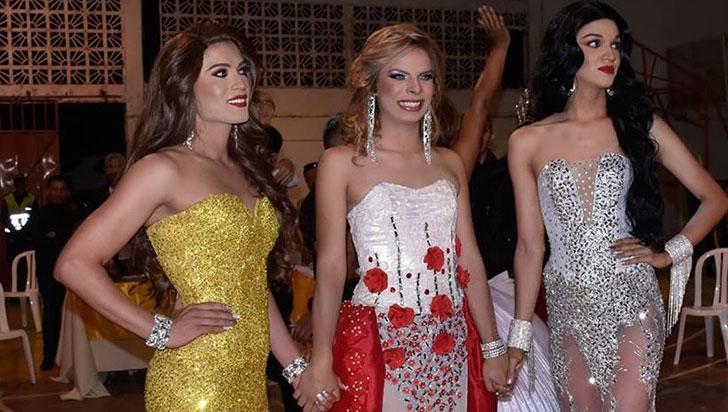 Quindío, coronada como reina en la XI del Reinado Nacional del Café Real Gay