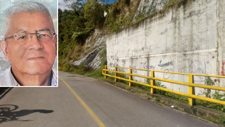 Exalcalde de Pijao falleció mientras paseaba en bicicleta