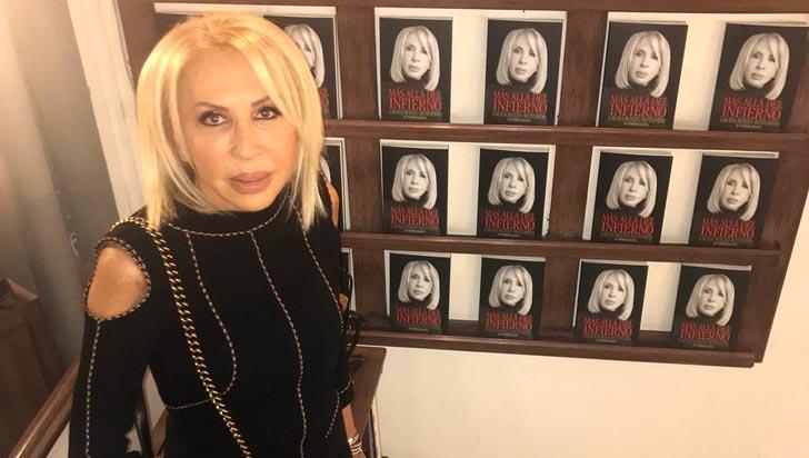 """Laura Bozzo interpondrá demanda por uso indebido de la frase """"que pase el desgraciado"""""""