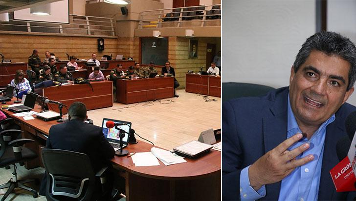 """Concejales de Armenia le exigen al gobernador que """"no se burle más de los armenios"""""""