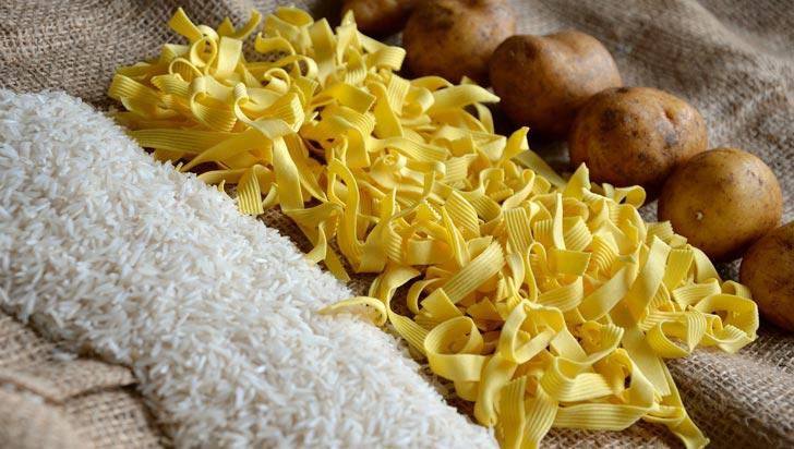 El consumo moderado de carbohidratos podría alargar la vida, según estudio