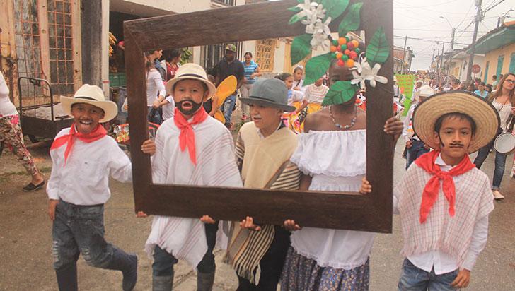 Filandia, Circasia y La Tebaida están de fiesta este 'puente'